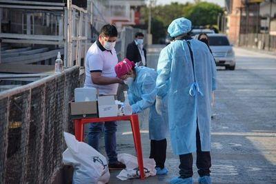 COVID-19: fallecen 10 personas más y se detectaron 571 nuevos contagiados
