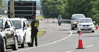 La Nación / Caminera retiró a 485 conductores alcoholizados de las rutas en una semana