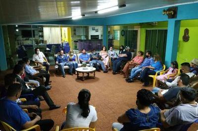 Equipo Joven define candidaturas para pugnar por los cargos electivos 2021 para Pedro Juan
