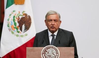 El presidente de México Andrés López Obrador dio positivo a COVID-19
