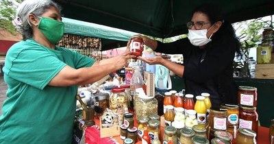 La Nación / Feria de productos