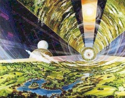 Crónica / Quiere un asentamiento humano en el ¡espacio!