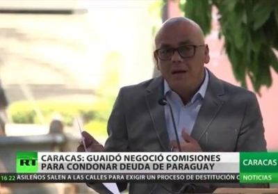 HOY / Desde Venezuela denuncian trato Villamayor- PDVSA