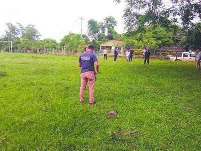 Mató de un escopetazo a su vecino tras partido de piki