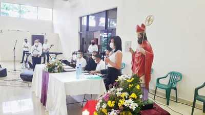 Comienza el novenario en honor a San Blas en la catedral de CDE
