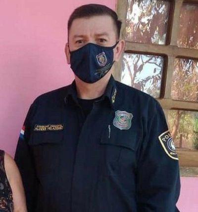 Juez de garantías agrega tipificación penal a imputación contra jefe policial