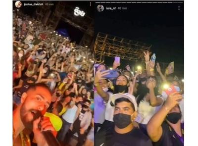 Ministerio Público investiga aglomeración en concierto y busca identificar a organizadores