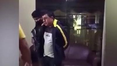Presunto sicario ya está recluido en Asunción