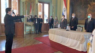 Designación de Federico González en Itaipú no sería aprobada, dice Arévalo
