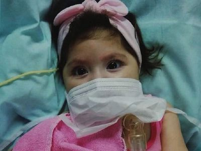 Hospital Acosta Ñu aguarda llegada de Zolgensma para aplicar a Bianca