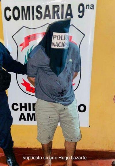 AUDIO: Policía aprehendido por sicariato