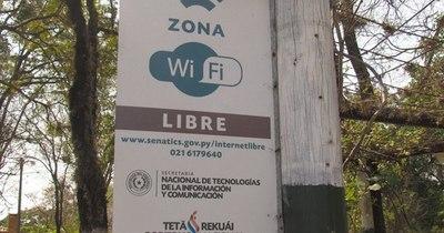 La Nación / Ni el wifi en plaza hace funcionar bien el Mitic