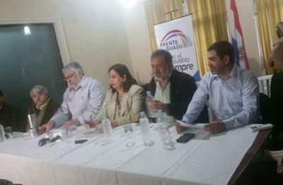 Frente Guasu rechazará pedido de acuerdo de Federico González como director de Itaipu