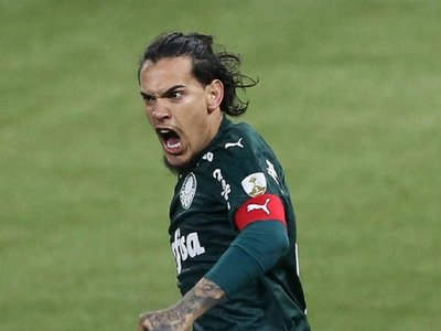 Gustavo Gómez gana ritmo para la gran final de la Libertadores