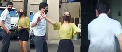 Crónica / (VIDEO) Gise Cassettai explotó de celos por culpa de Chiche