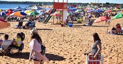 La Nación / Intendente de Encarnación pide a Giuzzio apoyo policial para mantener playas habilitadas