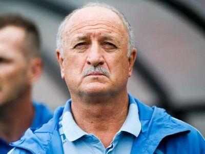 Scolari deja de ser el entrenador del Cruzeiro