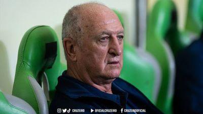 Scolari deja el Cruzeiro