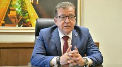 Presentan intimación al director de la (EBY) Nicanor Duarte Frutos – Prensa 5