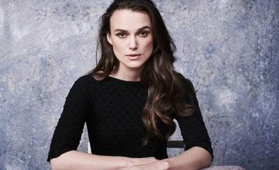 HOY / Keira Knightley rechaza protagonizar escenas de sexo dirigidas por hombres
