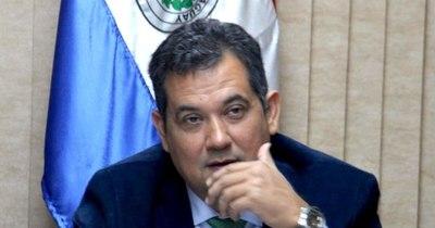 La Nación / Federico González no será el principal negociador en el Anexo C, sostiene senador