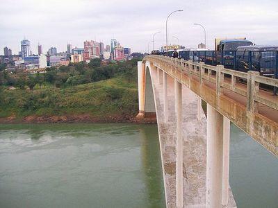 Puente de la Amistad: Intensifican controles para ingreso al país