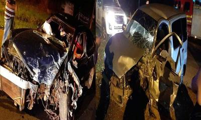 Funcionaria pública involucrada en accidente de tránsito fatal – Prensa 5