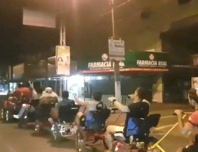 """Crónica / ¡Ya cranearon el """"móvilfest"""" modo covid!"""