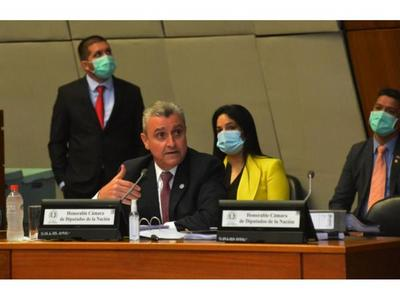 Bancadas titubean sobre presentar censura a Villamayor