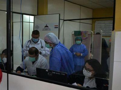Hospitales de Cordillera, sin  disponibilidad de camas en UTI
