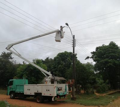 Energía eléctrica más segura y confiable para los usuarios del Guairá