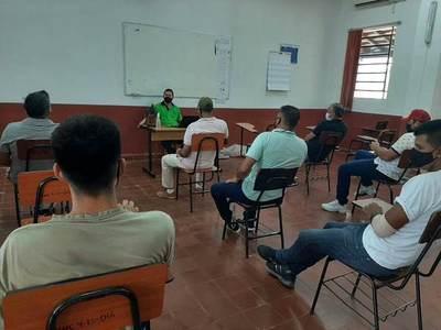 Concepción: Inician nuevos cursos de capacitación para promover el empleo