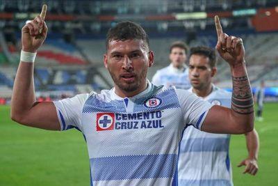 Cruz Azul ganó con un gol de Juan Escobar