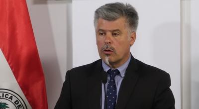 Giuzzio anuncia como primera medida que suspenderá barreras policiales