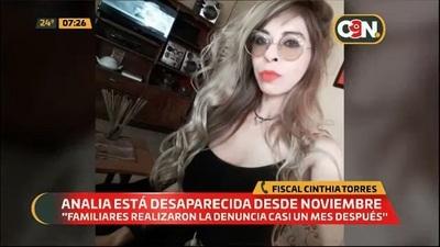 Buscan a Analía Rodas, desaparecida hace dos meses