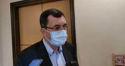 La Nación / Bancada B del PLRA en el Senado rechaza designación de Federico González