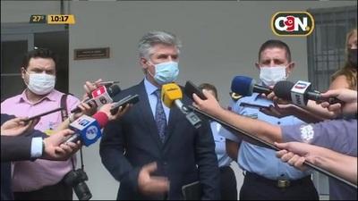 Ministro del Interior anuncia que se levantarán gradualmente las barreras de control