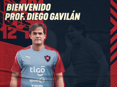 Diego Gavilán toma el mando de la sub-23 de Cerro