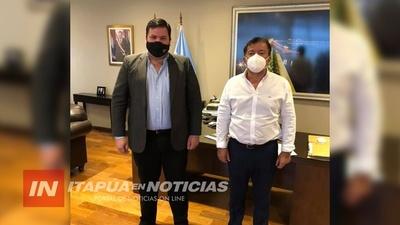 BUENAS PERSPECTIVAS DESDE LA EBY PARA EJECUCIÓN DE OBRAS EN EL COLEGIO MONS. JUAN WIESEN DE FRAM