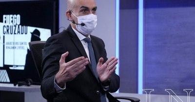 """La Nación / San Ber: """"Estamos analizando, pero la idea no es generar más restricciones"""""""