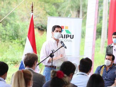 Federico González promete trabajar con transparencia y honestidad