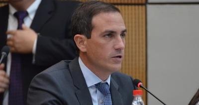 """Rasmussen califica de """"error político"""" la designación de Federico González en Itaipu"""