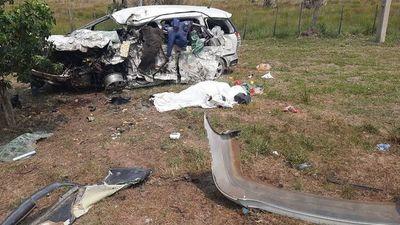 Causa contra senador Bacchetta por accidente donde fallecieron 4 personas fue desestimada