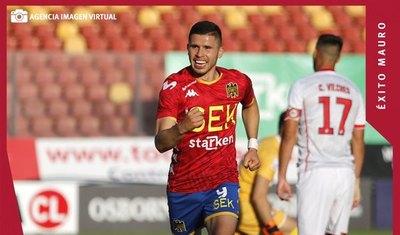 Mauro Caballero es anunciado en su nuevo club de Portugal