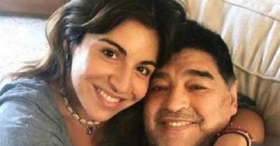 """Gianinna Maradona revela conversación con psicólogo de Diego dos días antes de su muerte: """"Quiere estar solo"""""""