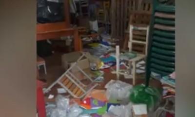 Ciudad del Este: Escuela fue 'visitada' por ladrones