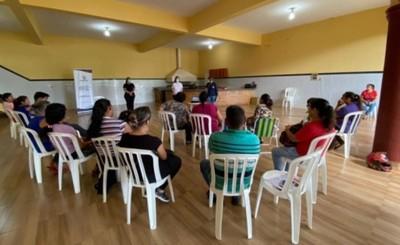 Capacitarán a moradores de la zona de la Costanera en emprendedurismo