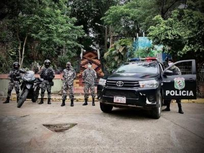 Comandante de la Policía prohíbe a agentes usar vehículos irregulares