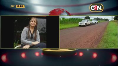 Nueva Alborada: Pre Candidata a intendente asaltada