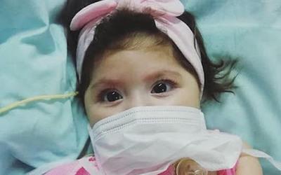 Bianca recibirá hoy su medicamento tras meses de lucha